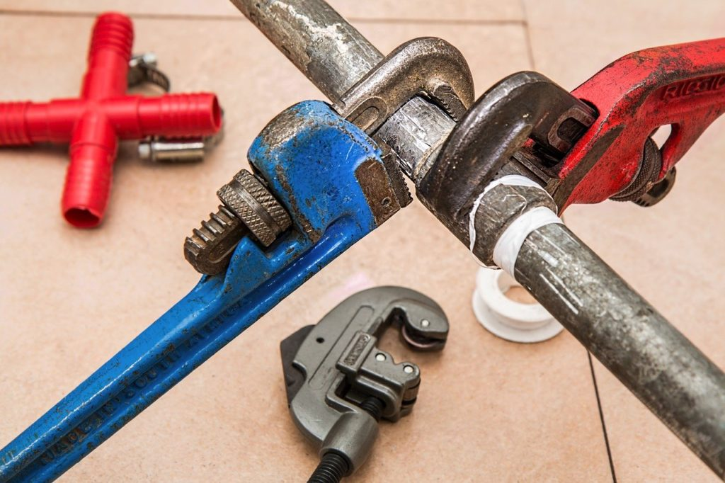 plumbing tools for home repair